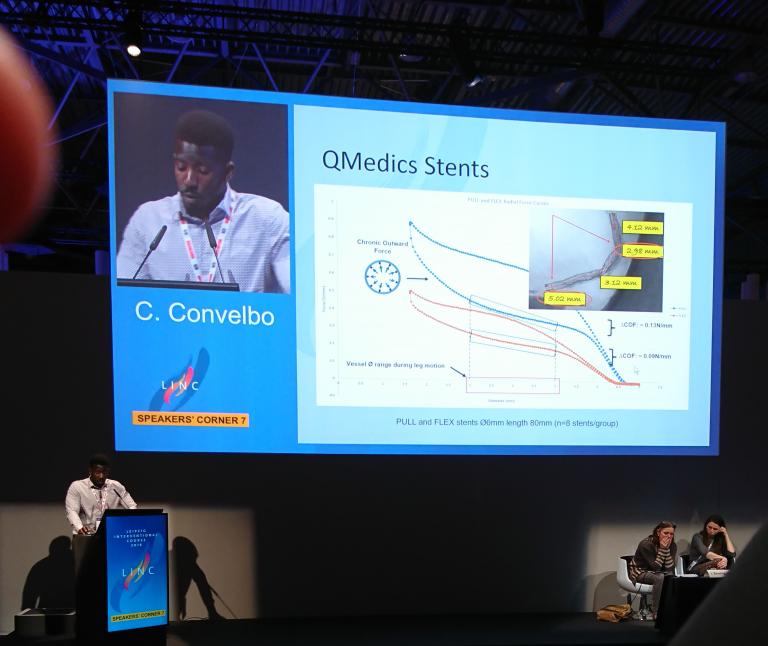 LINC congress: Presentation of our innovative product portfolio